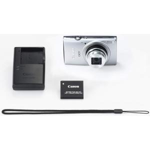 Canon デジタルカメラ IXY 170 シルバー 光学12倍ズーム IXY170(SL)