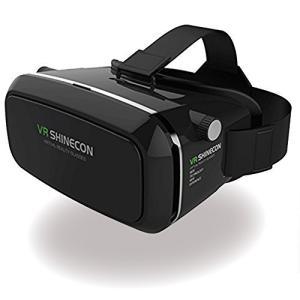 BYBREGAL? 3D SHINECON VRゴーグル <ハコスコDX2互換> 近遠視対応 焦点/...