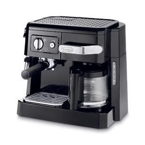 デロンギ・コンビ コーヒーメーカー bco410j(ブラック)