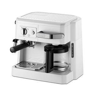 デロンギ・コンビ コーヒーメーカー bco410j(ホワイト) paocoffee