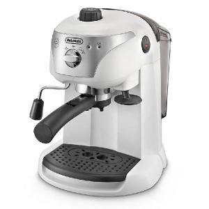 デロンギ・ エスプレッソマシンEC221(ホワイト) paocoffee