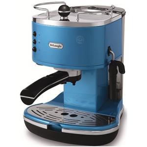 デロンギ・エスプレッソマシン ECO310B ブルー paocoffee