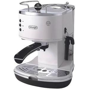 デロンギ・エスプレッソマシン ECO310W(ホワイト) paocoffee