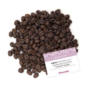 【数量限定】シングルオリジン スペシャルティコーヒー エルサルバドル・シャングリラ200g|paocoffee