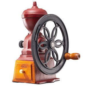 昔ながらの手挽きダイヤ・コーヒーミルです。一台一台手作りのため、生産が追いつかず、欠品することが多々...