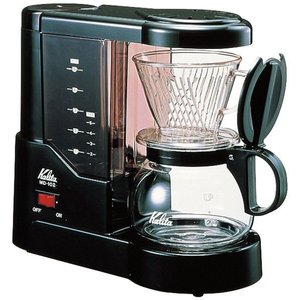 カリタ・ミル付 コーヒーメーカー  MD-102(5杯用) paocoffee