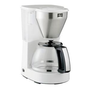 メリタ コーヒーメーカー・ミアス MKM-4101/w(10杯)(ホワイト) paocoffee