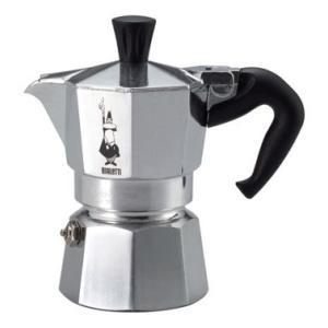 直火式 エスプレッソメーカー・ビアレッティ・モカエクスプレス1杯用 paocoffee