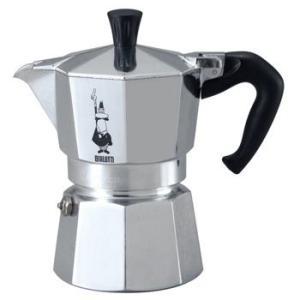 直火式 エスプレッソメーカー・ビアレッティ・モカエクスプレス3杯用 paocoffee