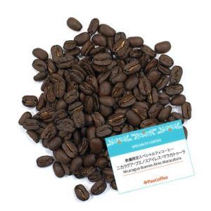 【数量限定コーヒー豆】スペシャルティコーヒー ニカラグア・ブエノスアイレス・マラカトゥーラ200g|paocoffee