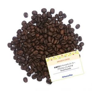 【数量限定コーヒー豆】シングルオリジン スペシャルティコーヒー ブラジル・パッセイオ 200g|paocoffee