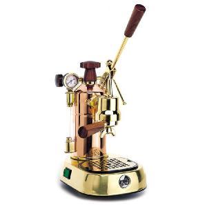 La Pavoni(パヴォーニ)エスプレッソマシン・プロフェッショナル PRG (銅・18金メッキ)(正規輸入品)|paocoffee
