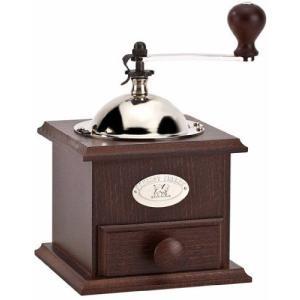 プジョー・コーヒーミル 「ノスタルジーシリーズ」は、歴史あるフランスのプジョーの手挽きコーヒーミル。...