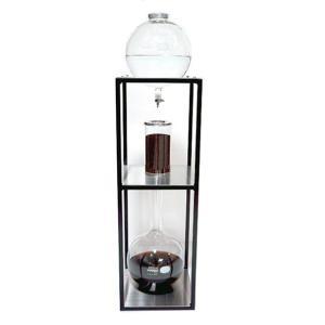 ハリオ・ウォータードリッパー・メタルスタンド3L WDM-30(約24〜25杯)(水出しコーヒー器具)(メーカー直送)|paocoffee