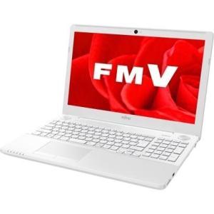 【未使用品】富士通 FMVA47UWC Win10/Corei7-6700HQ/8G/1TB/DVDマルチ/OfficeHB(アーバンホワイト)FMV LIFEBOOK AH47/U|paoonsshop
