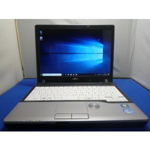 【良品】富士通 LIFEBOOK P772/E Win10/Corei5/4G/250GB/12.1インチ/無線LAN内蔵/Office paoonsshop