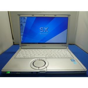 【特価・即納】【新品SSD256GB】Let's note CF-SX3 Win10/Corei5/8G/12.1インチ/DVDマルチ/無線LAN・Bluetooth内蔵(CF-SX3EDHCS) paoonsshop