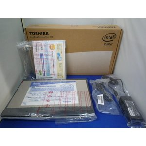 【未使用品】東芝 dynabook R73  Win10/i3-4000M/4G/500GB/13.3インチ(ブラック)(PR73NB21NUAE)|paoonsshop