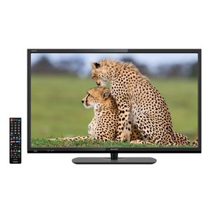 シャープ 32V型 液晶 テレビ AQUOS LC-32H30 ハイビジョン 直下型LEDバックライト 外付HDD対応(裏番組録画)|paoonsshop