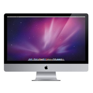 iMac27インチ/Core 2 Duo-3.06 GHz/メモリ8G/HDD1T/A1312/Late2009(iMac11.1)MB952J/A【予約販売】【送料無料】【中古】|paoonsshop