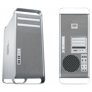 MacPro/8Core Xeon-2.8GHz(4Core×2)/HDD1000GB/メモリ8G/Early 2008(A1186)MA970J/A