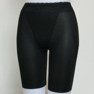 【M】トリンプ ヘムソフトロングガードル 黒 ブラック 04  triumph 0347|paostore