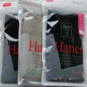 【LL】Hanesヘインズ リブ編みタンクトップ3枚 HW2-201 1418か (090)ブラック 2枚 (856)アッシュ 1枚|paostore
