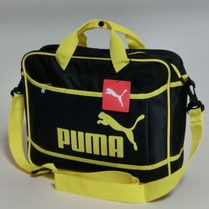 PUMA プーマ  074353-02 2WAYレッスンバッグ ショルダーバッグ 紺 7212 ニューネイビー 最終1個!|paostore