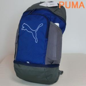 PUMA プーマ エコー バックパック リュック 074396 08 ラピスブルー p7251 青|paostore