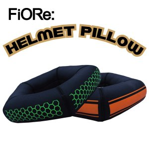 FiORe: FA-001 HELMET PILLOW ヘルメットピロー|papa-mart