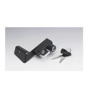 キジマ 303-1521 ヘルメットロック KAWASAKI Ninja400R/ER-4n (11-13Y) ・Ninja650R/ER-6n (09-11Y) ・ ER-6f (09-10Y)|papa-mart