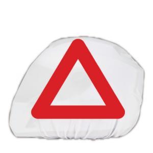 KOMINE AK-326 Reflective Triangle Helmet Bag / コミネ 三角表示付きヘルメットバッグ|papa-mart