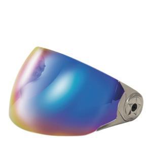 WINS UVカットシールド/ジェット-マットチタニウムシルバー(レインボーミラー、シルバーミラー)|papa-mart