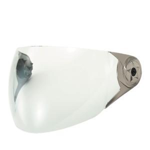 WINS UVカットシールド/ジェット-マットチタニウムシルバー(ライトスモーク、スモーク)|papa-mart