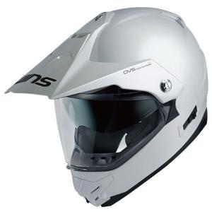 WINS X-ROAD / エックス・ロード インナーバイザー付きデュアルパーパスヘルメット