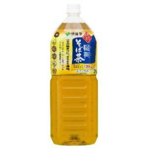 【ケース販売】韃靼そば茶 2L*6本 papamama