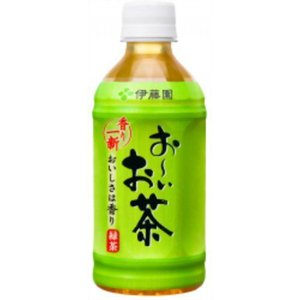 【ケース販売】おーいお茶 緑茶 350ml×24本 papamama