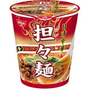 【ケース販売】日清中華 担々麺 71g×12個