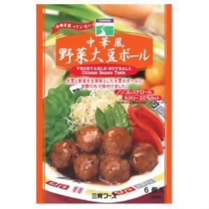 【ケース販売】三育 中華風大豆ボール×15個入