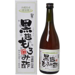 松藤印 黒麹もろみ酢 720ml|papamama