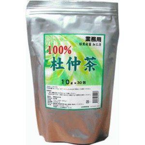 杜仲茶 100%『業務用杜仲茶 10gx30包』ダイエットに!