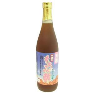 沖縄産 黒麹 もろみ酢 720ml|papamama