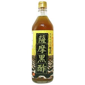生活工房 吟醸薩摩黒酢(大麦仕込み)|papamama