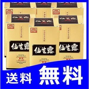 仙生露顆粒ゴールドN 1800mg × 30袋 6箱セット  アガリクス茸|papamama