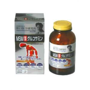 野口医学研究所 MSM配合グルコサミン 360粒|papamama