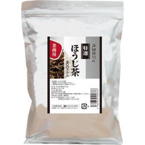 ほうじ茶 業務用 掛川産ほうじ茶 500g スーパー日本茶 papamama