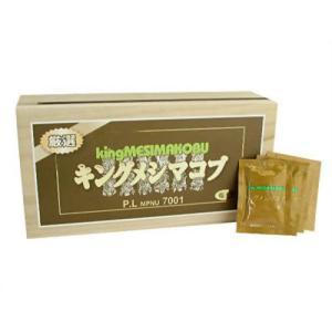 キングメシマコブ お茶 5g*60包 木箱入|papamama