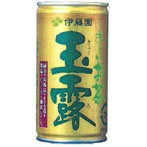 【ケース販売】おーいお茶 玉露 30缶 papamama
