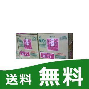 トマトジュース 熟トマト 伊藤園 4ケース 900ml 48本 無塩 リコピン|papamama