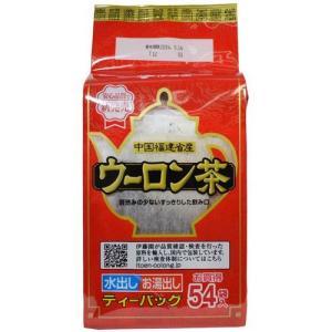 伊藤園 ウーロン茶 ティーバッグ 54袋|papamama